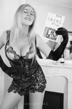 Anne-juliette escort girl massage tantrique wannonce